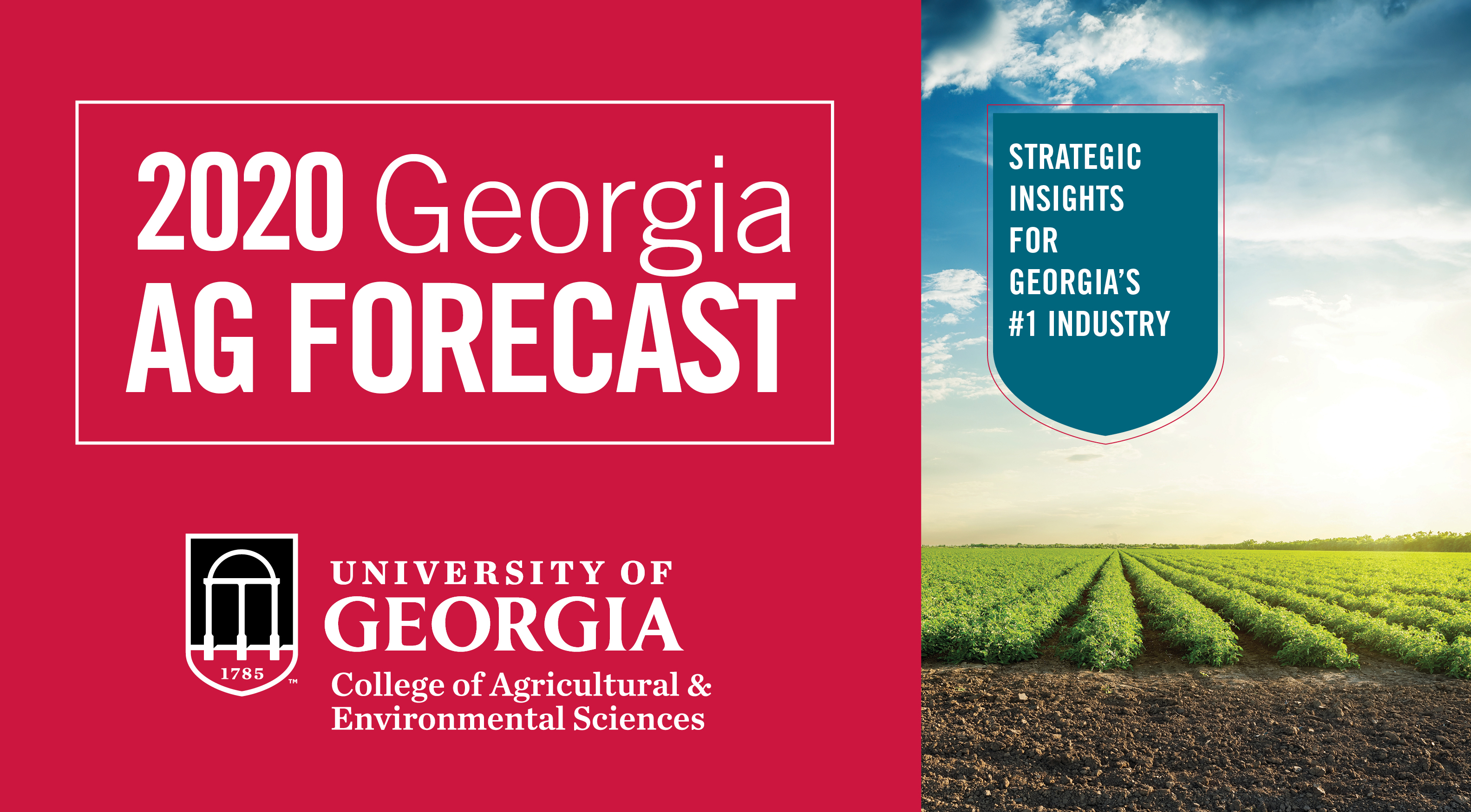 Our annual seminar series shares the latest research and information from UGA faculty to help Georgia farmers and agribusinesses.