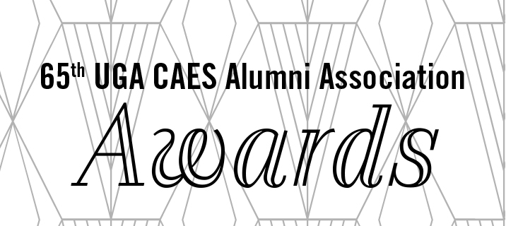 65th UGA CAES Alumni Association Awards