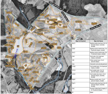 Soil Survey Map