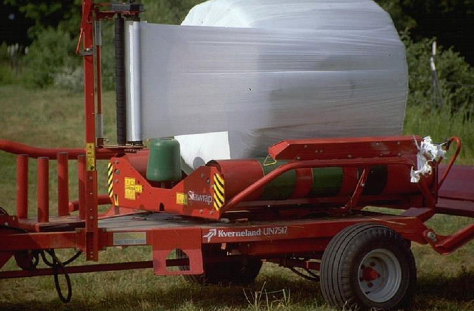 Individual Bale Wrapper