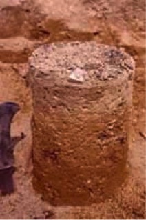 Figure 1. Column of soil