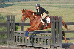 Figure 21: Rider exhibiting poor