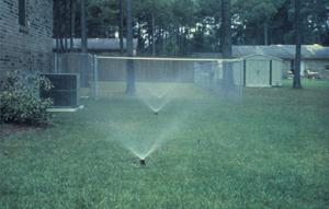 Figure 2. Spray heads.