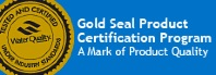 Gold Seal Product Certification Program logo