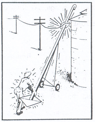 Figure 3. Keep grain augers
