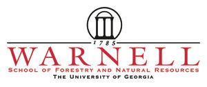 Warnell School of Forestry and Natural Resources logo