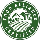 Food alliance label