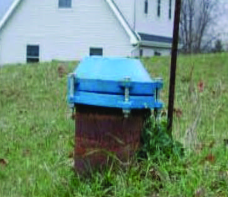 Remember that a poorly constructed well provides direct access for contaminants on the surface that can pollute your groundwater and make you sick!