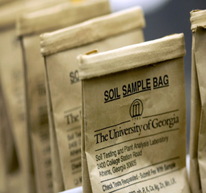 Image result for uga soil sample bags