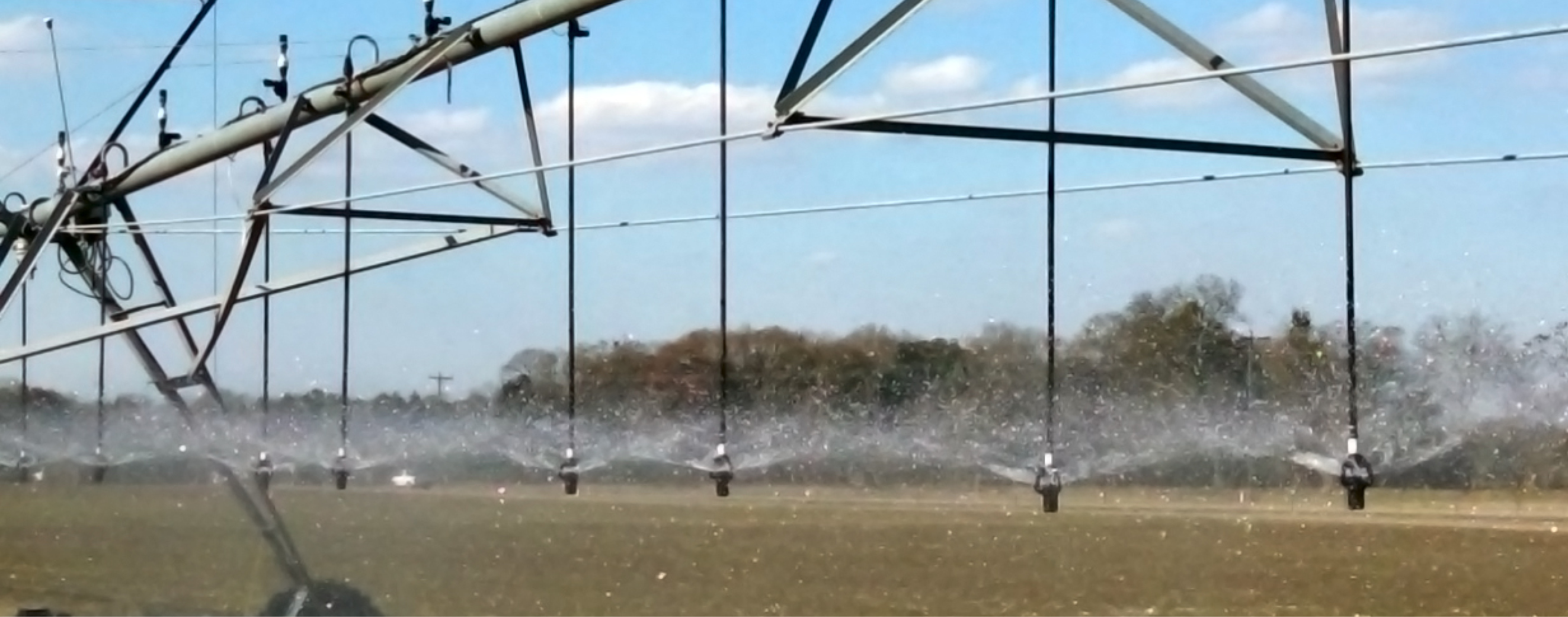 Spring Center Pivot and Lateral Irrigation System Preparation