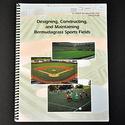 Designing, Constructing and Maintaining Bermudagrass Sports Fields cover image
