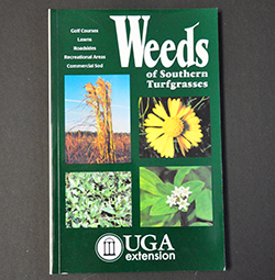 Weeds of Southern Turfgrasses cover image