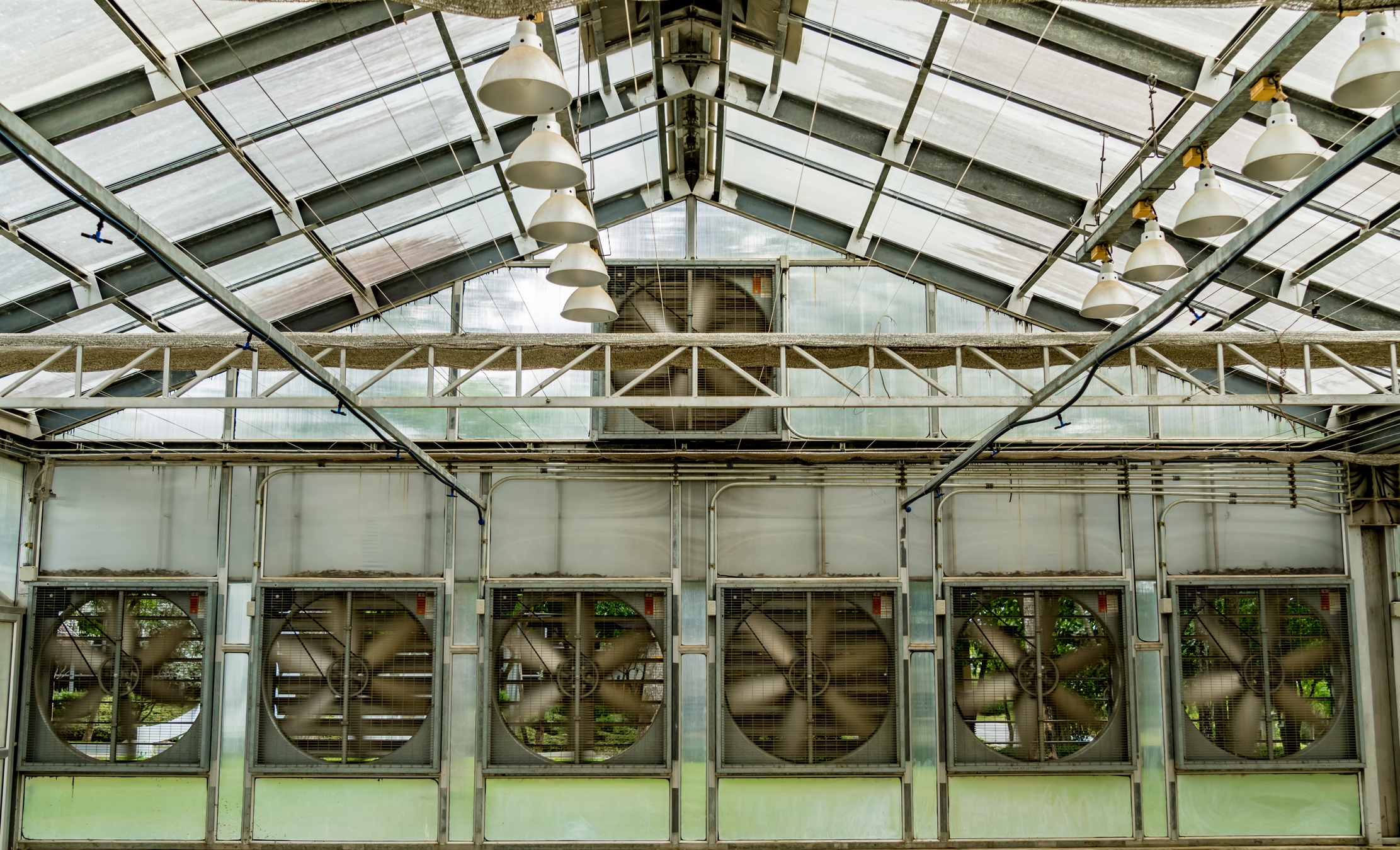 Greenhouses: Heating, Cooling and Ventilation