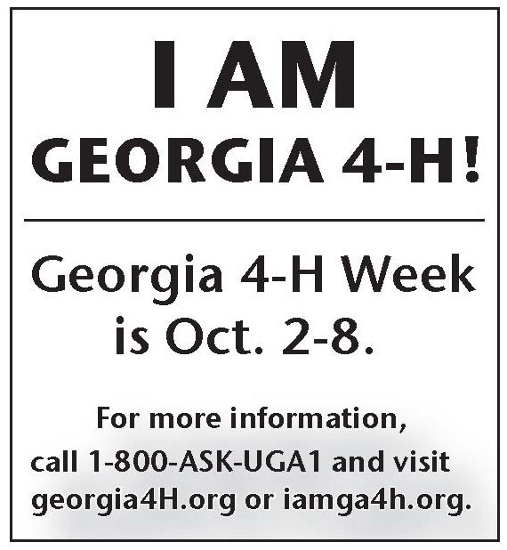 National 4-H Week