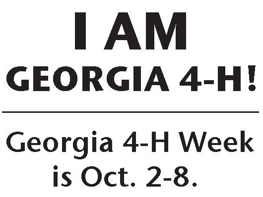 National 4-H Week 2