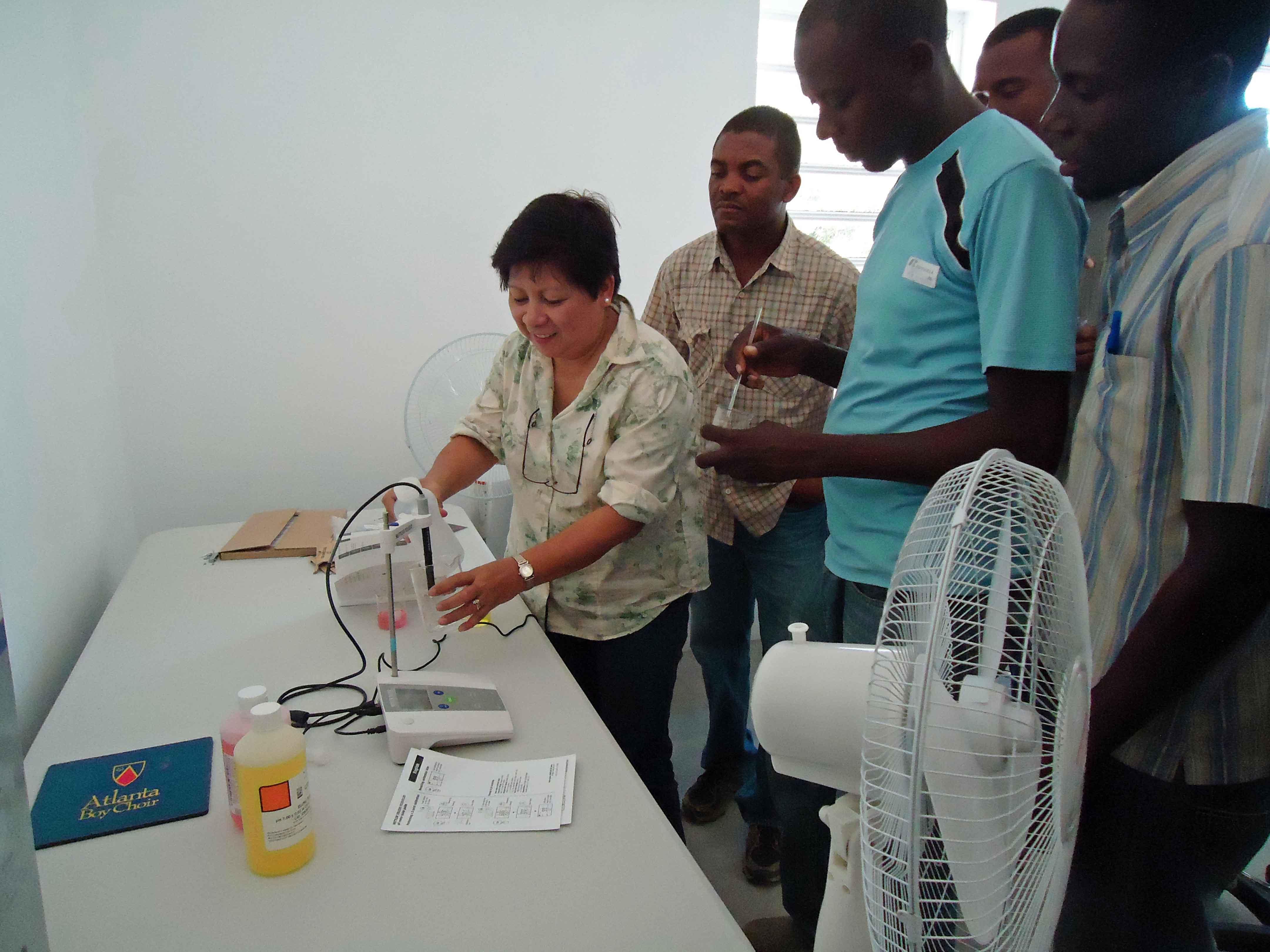 Haiti Lab 2