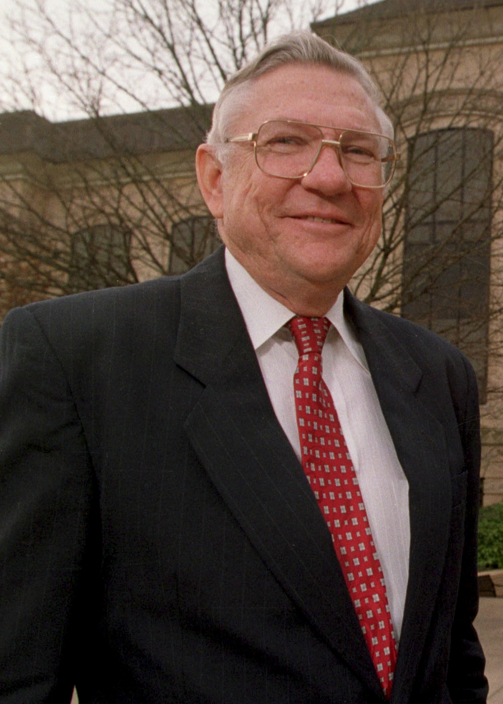 Former dean of the College of Agricultural and Environmental Sciences Gale Buchanan