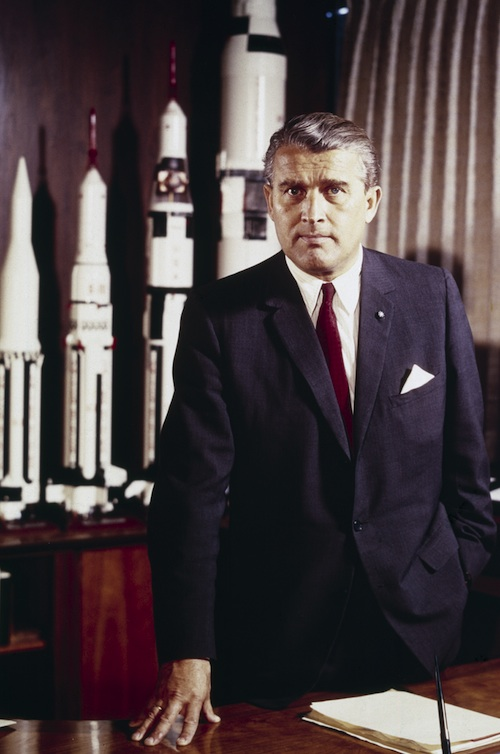 Dr. Wernher von Braun