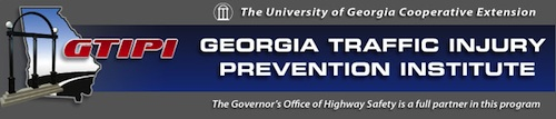 The Georgia Traffic Injury Prevention Institute (GTIPI) will offer four training and community education initiatives through this year's grant award.