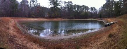 Dec. 2012 Drought Farm POnd
