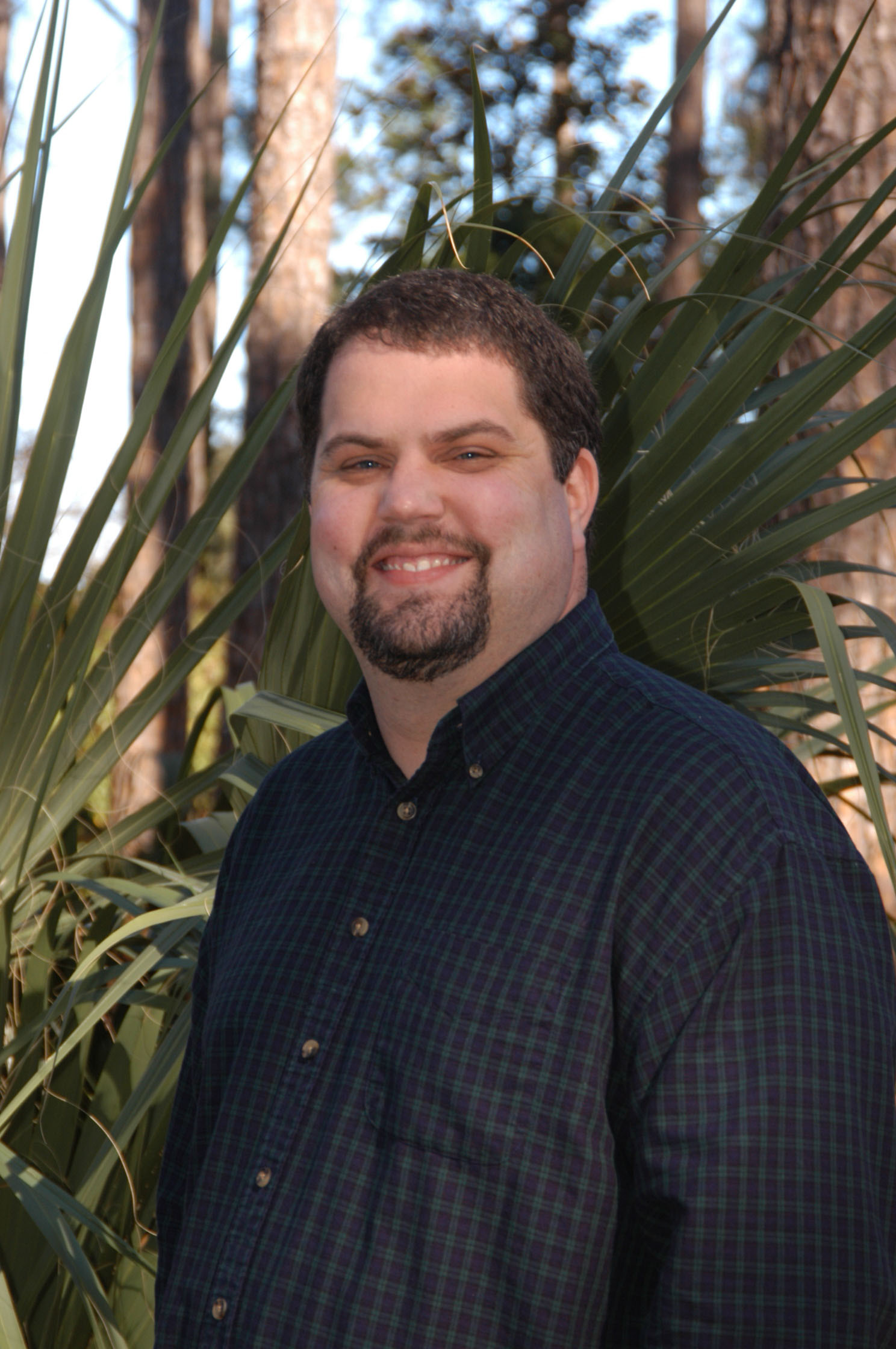 Chuck Bargeron - associate director, UGA Center for Invasive Species and Ecosystem Health