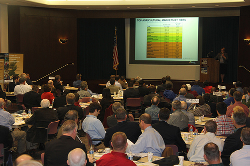 Ag Forecast 2013 - Macon - Georgia Farm Bureau Headquarters -