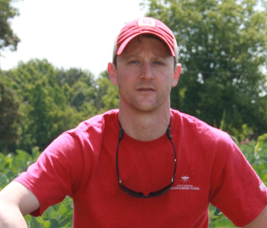 Mark Abney will start his new position as UGA peanut entomologist on Monday, June 10.