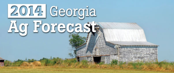 The 2014 Georgia Ag Forecast seminar series will be held Jan. 24-31 in Macon, Athens, Lyons, Tifton, Bainbridge and Cartersville. Registration for the series is open at www.georgiaagforecast.com .