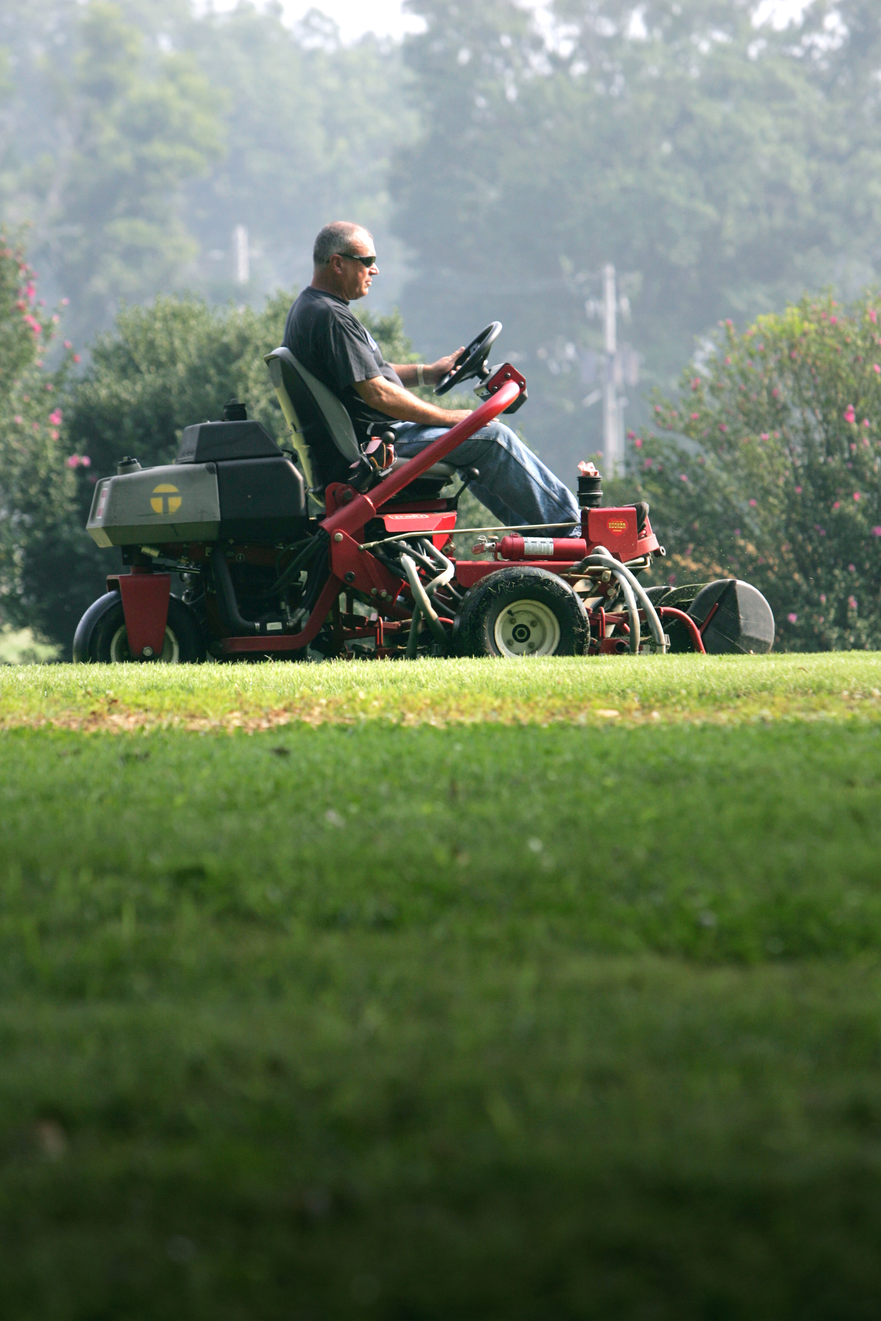 Good-looking summer grass starts with well-maintained equipment. With spring on its way, be sure all nuts, bolts and belts are tight and any blades on your mower and other equipment are sharp.