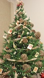 Recycle your Christmas tree this year into something useful like a bottle tree or mulch for your garden. Bartow County residents are shown transforming Christmas trees into fish habitats.