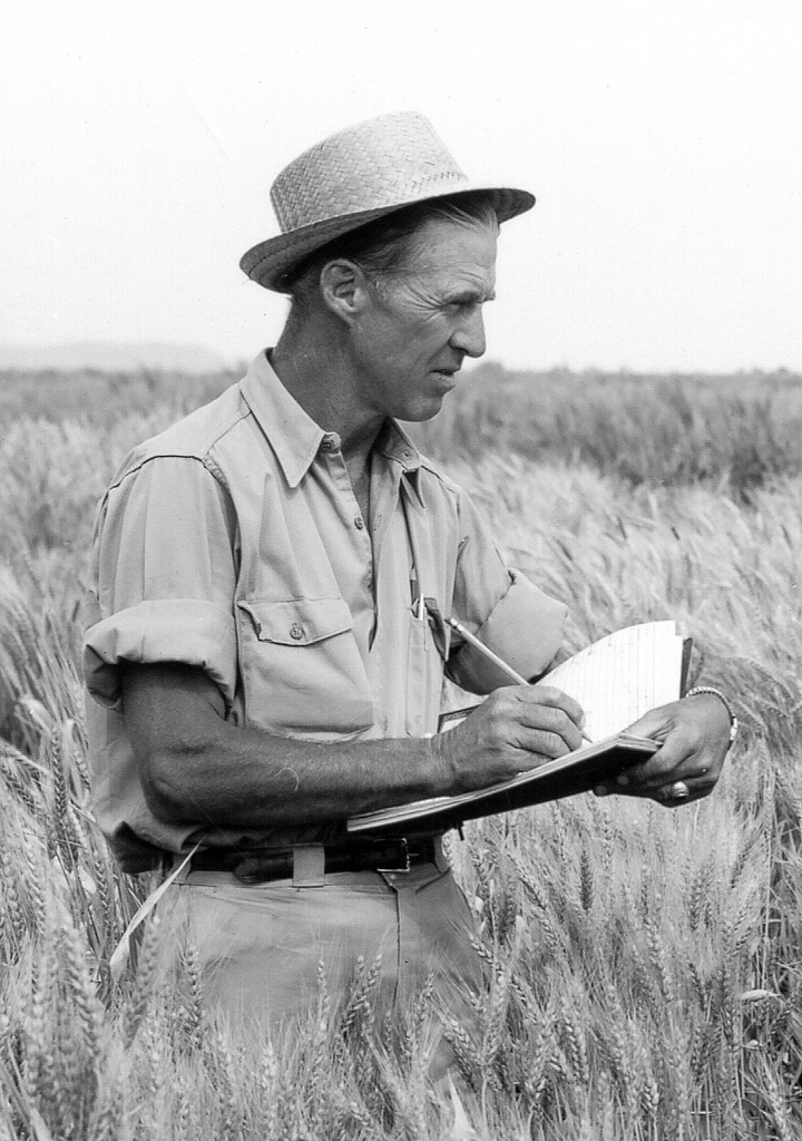Norman Borlaug's 100th birthday would have been March 25.