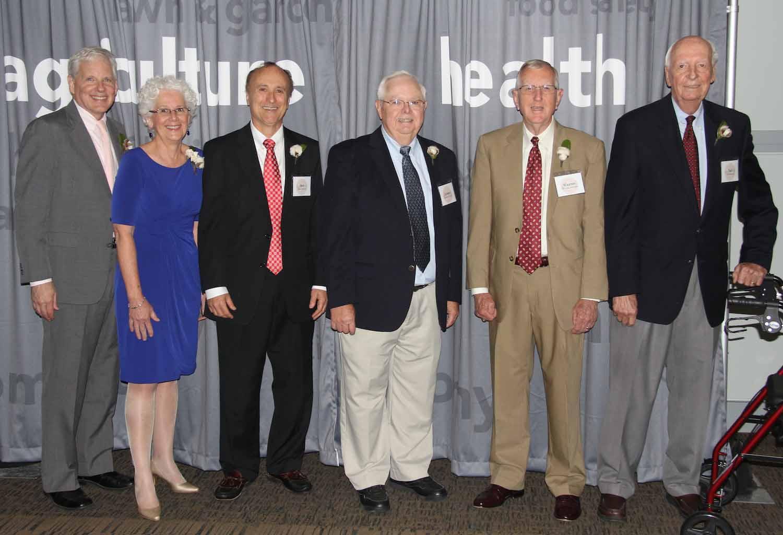 UGA Centennial Past directors