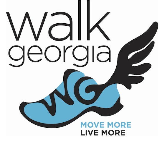 Revised Walk Georgia Logo