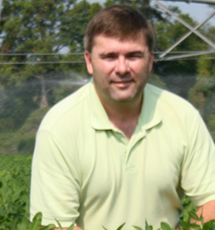 Those attending the UGA Cotton/Peanut Field Day will be able to meet with UGA's newest peanut agronomist, Scott Monfort.