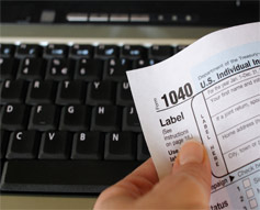 Tax deadline is April 15. UGA Extension offers help to citizens filing returns.
