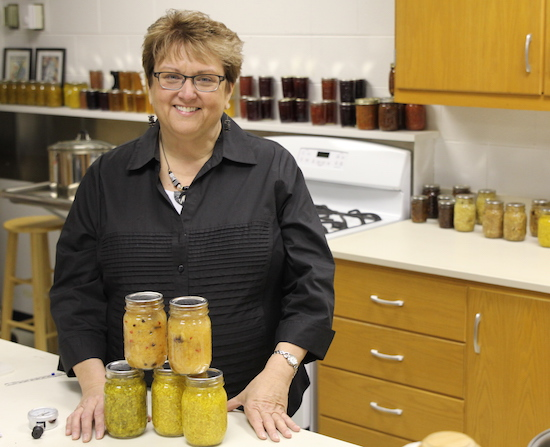 University of Georgia food safety specialist Elizabeth Andress says canning your favorite recipe and giving it as a gift may be a very thoughtful present, but follow proper guidelines so you don't pass on a foodborne illness.