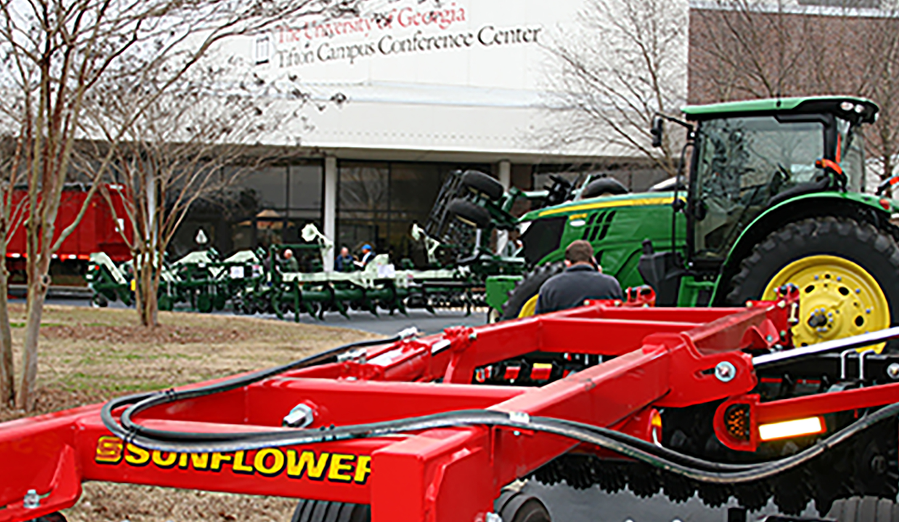 The annual Georgia Peanut Farm Show was held Jan. 15 at the UGA Tifton Campus Conference Center.