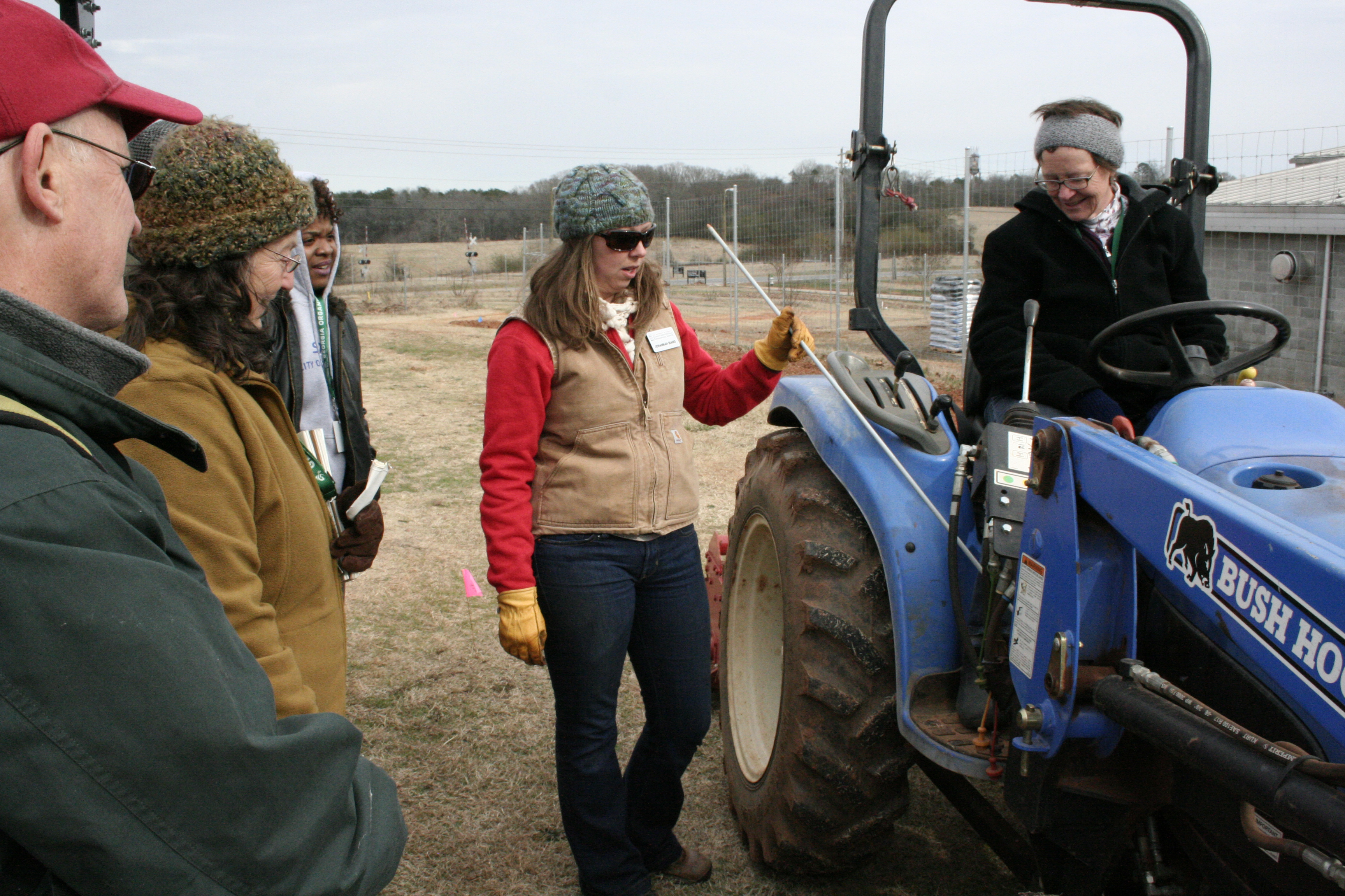 Registration closes April 6 for a two-day organic farming workshop hosted by UGA College of Agricultural and Environmental Sciences.