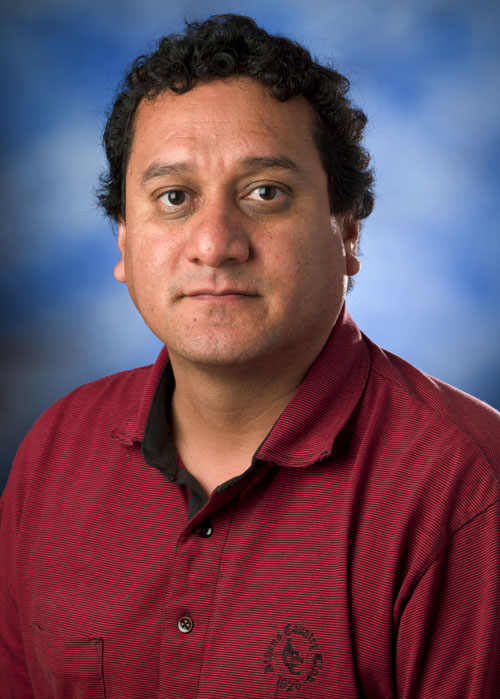 Alfredo Martinez, a professor of plant pathology in the College of Agricultural and Environmental Sciences, focuses on disease management and production practices for turfgrass, small grains and grass forages in Georgia.
