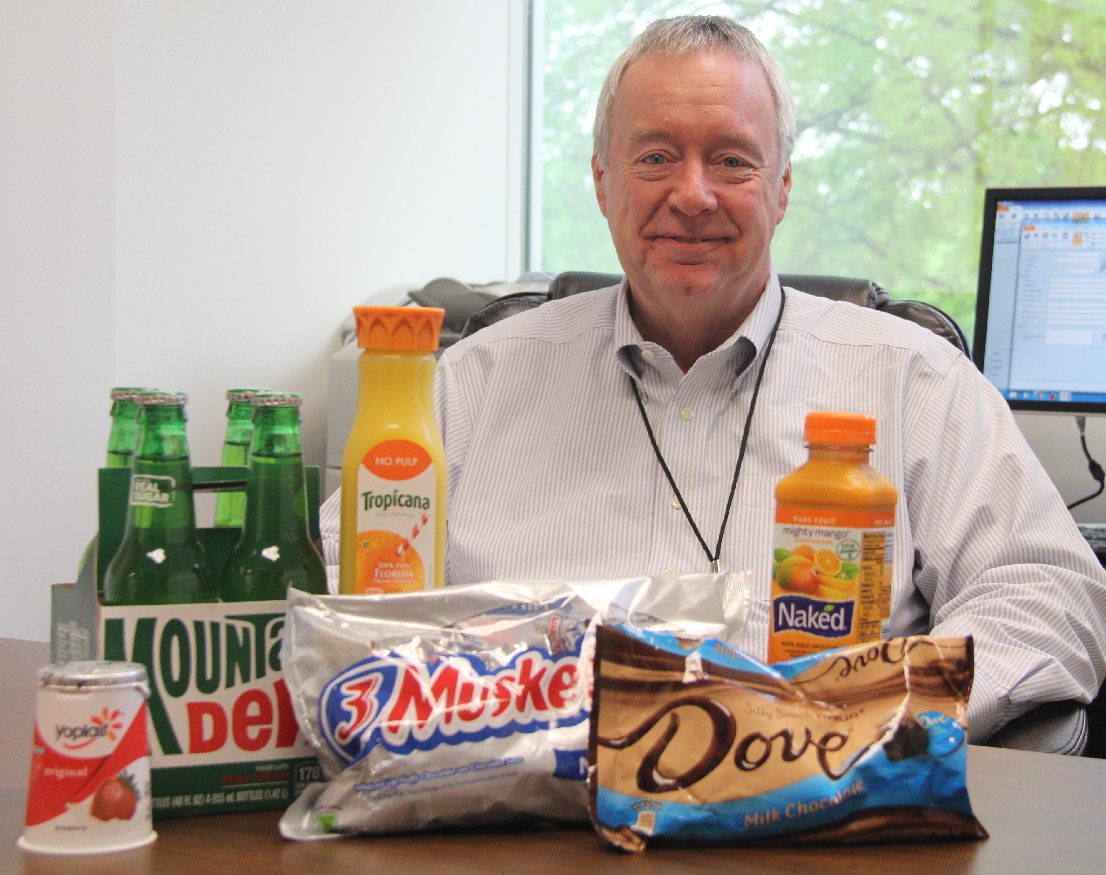 Kirk Kealey, the new director of the University of Georgia' Food PIC Center, has launched more than 200 products, most of them beverages like a Mountain Dew for Russia, an apple soft drink for China and a mango juice drink now sold in Lebanon. Through these experiences he learned the numerous steps necessary to create a product consumers will accept.