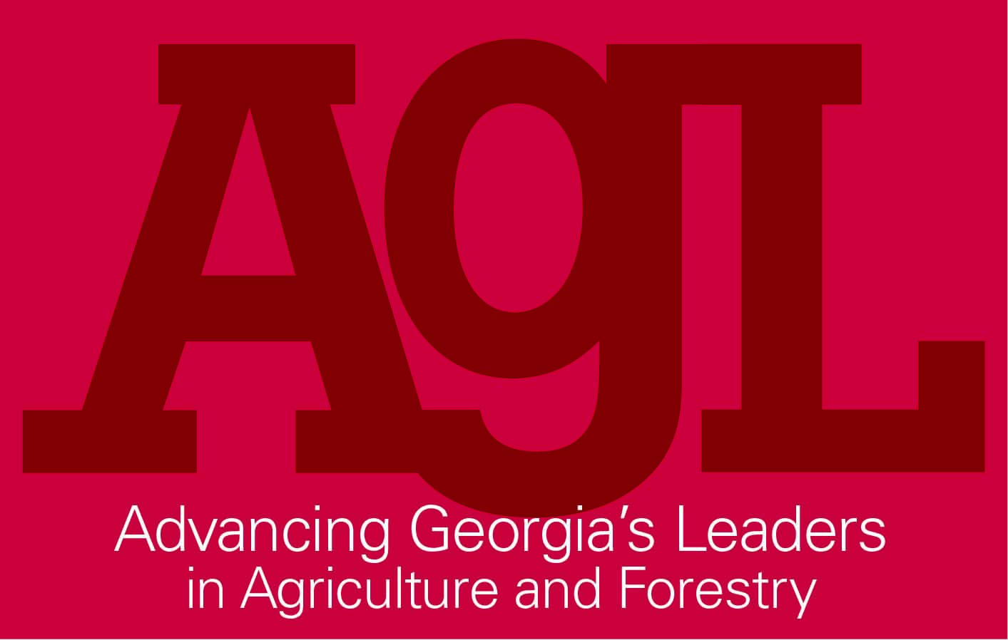 Representing a broad cross section of corporations, businesses and organizations throughout Georgia, 25 professionals have been chosen to participate in the Advancing Georgia's Leaders in Agriculture and Forestry (AGL) 2015-2017 class.