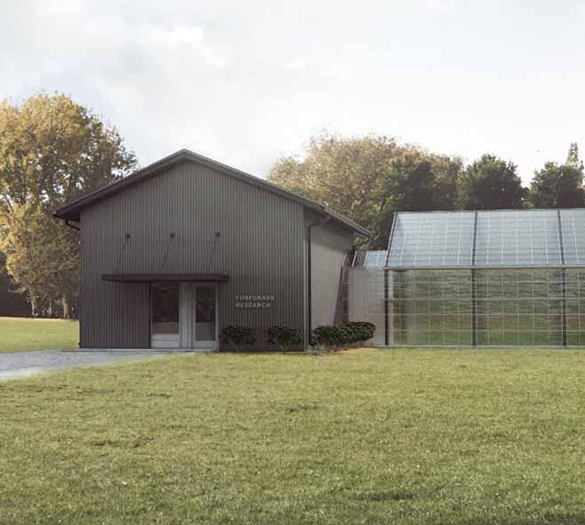 Athens Turfgrass Facility