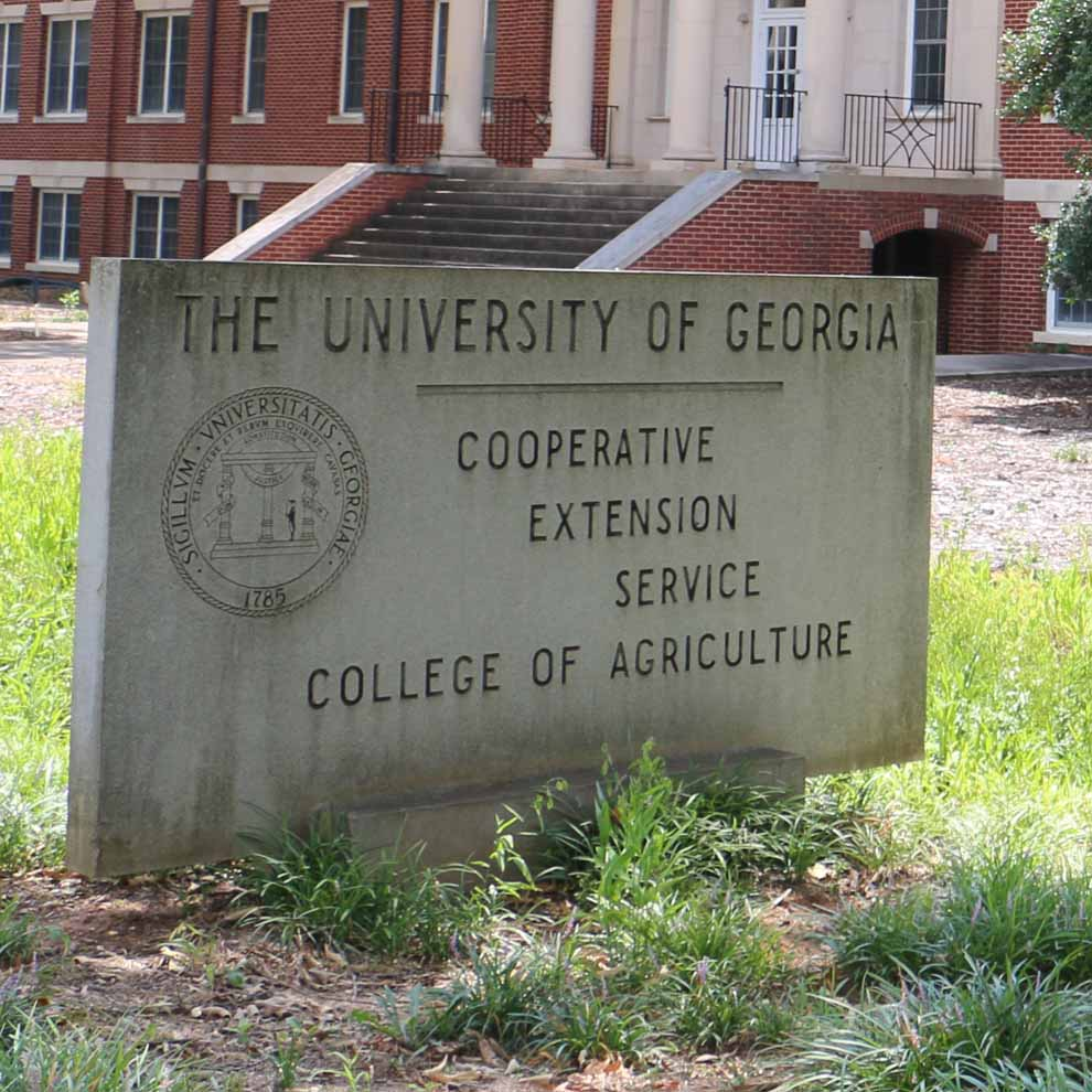 The Hoke Smith Building on UGA's Athens Campus has always been home to some part of UGA Cooperative Extension. Despite it's association with master horticulturalist and gardeners, it's own landscape needs a facelift. That facelift starts next week.