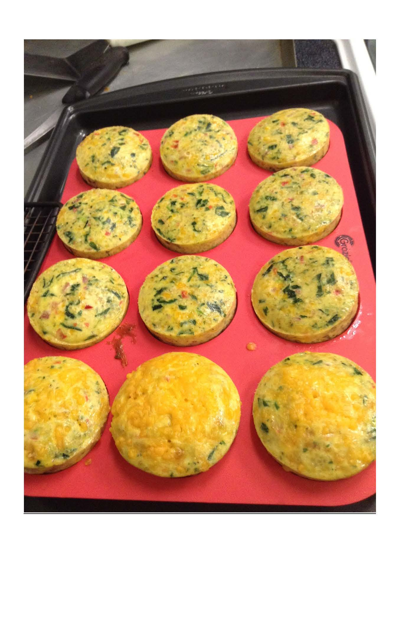 University of Georgia food science students have been awarded first place by the DuPont Company for their creation of a new breakfast muffin. The muffin does not contain bread. Instead, it's made of quinoa, ham and eggs and is similar to quiche.