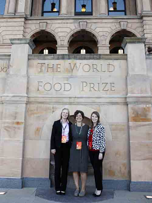 World Food Prize 2015
