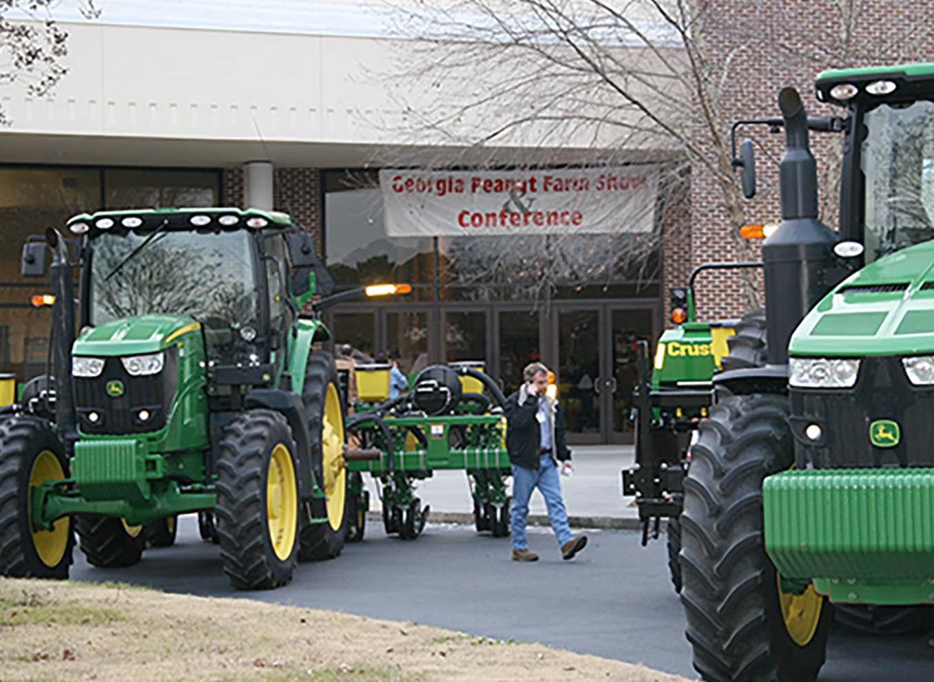 The Georgia Peanut Farm Show was held at the UGA Tifton Campus Conference Center on Thursday, Jan. 21.