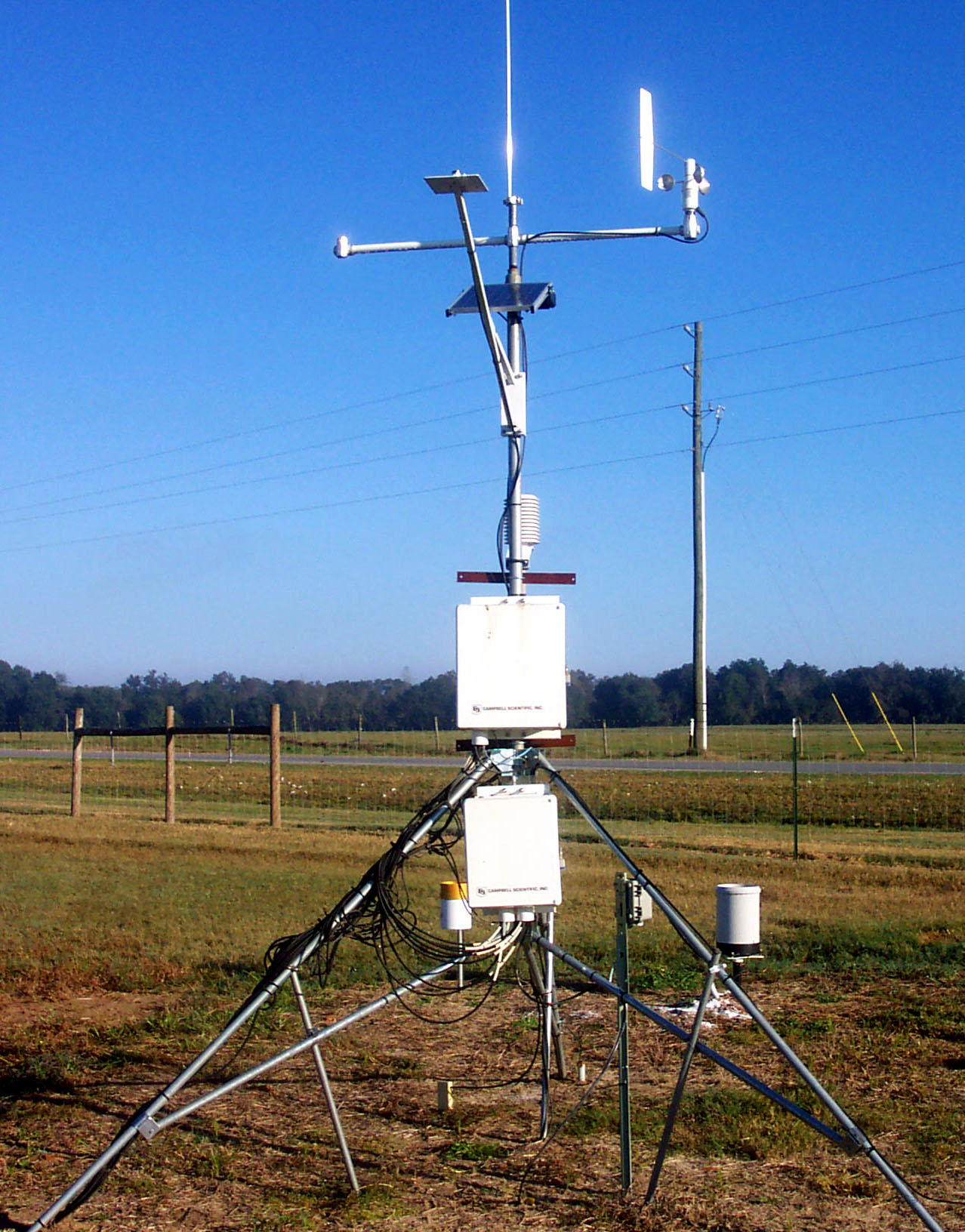 University of Georgia economists recently completed a study on how closing just one weather station in the heart of Georgia's agriculture belt would affect farmers in the area.  The station in Camilla, Ga., was selected for the study.