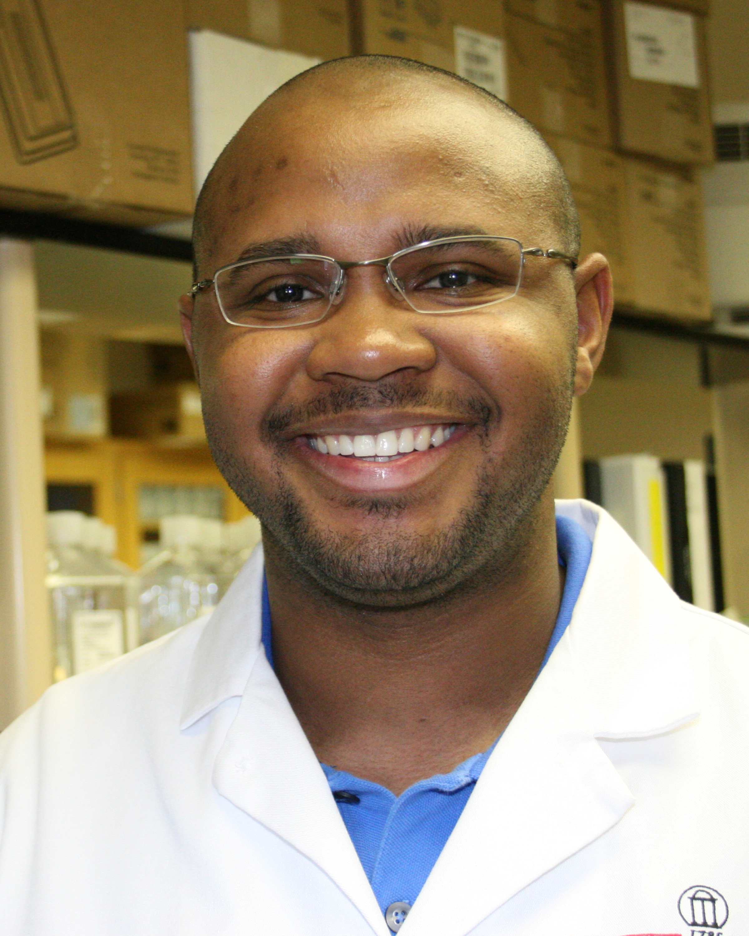 UGA animal science professor Franklin West.