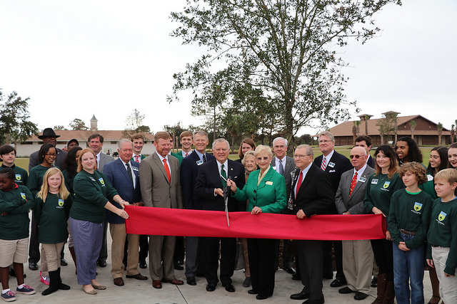 Camp Jekyll Ribbon Cutting