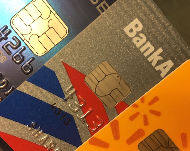 "The Europay, MasterCard and Visa chip is often called an ""EMV chip."" The microchip located above the card number is designed to protect consumers from huge security breaches."